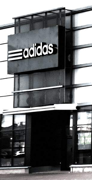 Adidas Famous in Africa