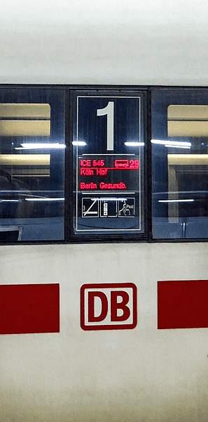 Die Bahn macht mobil, manchmal mit und manchmal ohne Verspätung